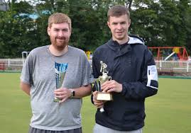 Moore & Kelly Claim R & A Grimshaw Pairs Title | Isle of Man County Crown  Green Bowling Association Website