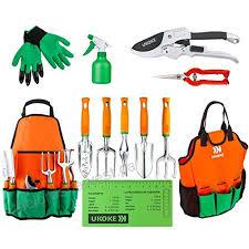 ukoke 12 piece aluminum hand tool kit