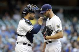 Mariners batter Adrian Houser early to win second straight against ...
