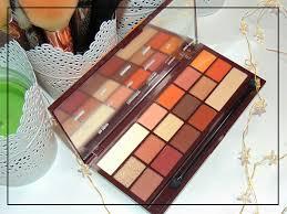 swatches chocolate orange palette of i