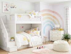 Over The Rainbow Unicorn Decor For Kids Rooms Hgtv Personal Shopper Hgtv