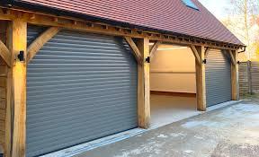 Roller Garage Doors | Electric Garage Doors | Skandoor UK