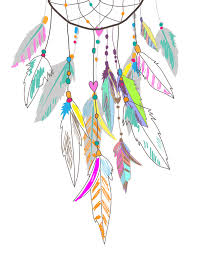 free png colorful dreamcatcher