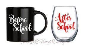 X10 Best Teacher Black Vinyl Decal Sticker For Wine Glasses Mugs Gift Home Furniture Diy Home Furniture Diy Wedding Supplies