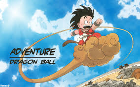 dragon ball wallpaper adventure