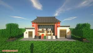 Chinese Workshop Mod 1 16 3 1 15 2 Chinese Styled Building Blocks 9minecraft Net