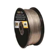 Acorn International Acorn 5280 Ft X Chrome Steel Post And Rail Farm Barbless Wire Rolled Fencing In The Electric Fence Wire Tape Department At Lowes Com