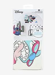 Disney Lilo Stitch Far Out Retro Wall Decals