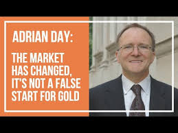 Adrian Day: The Market has Changed, it's Not a False Start for Gold | INN