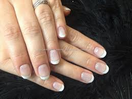 French Gel Manicure Images Papillon Day Spa