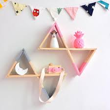 2020 Nordic Style Kids Room Wooden Shelf Scandinavian Wall Shelf Nordic Wall Decor Kids Room Decor Nursery Decoration From Huojuhua 16 55 Dhgate Com