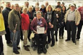 Norman Keller recognized at Honor Flight ceremony - O'Fallon Weekly