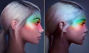 makeup artist recreates ariana