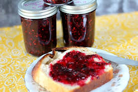 homemade blackberry jam jen around