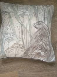 cushions home decor sanderson fabric
