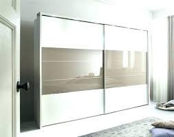 sliding mirrored wardrobe doors closet