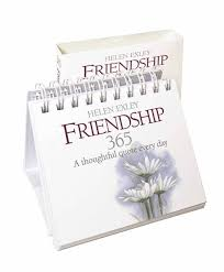 helen exley thoughtful quotes about friendship perpetual calendar