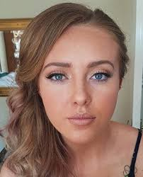 bridal smokey wedding makeup for