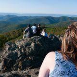 Bearfence Mountain Trail Virginia Trails Alltrails Com Mountain Trails Skyline Drive Trail