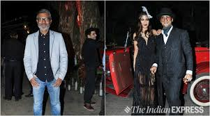 Inside photos from Prateik Babbar's wedding reception | Entertainment  News,The Indian Express