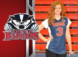 Brock volleyball adds top recruit in Jenkins - Brock University Athletics