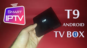 T9 Android TV Box from eBay - YouTube