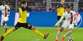 Champions League: PSG lose to Borussia Dortmund - Teller Report