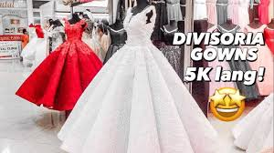 divisoria gowns formal wear for