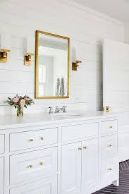 brass rivet mirror design ideas