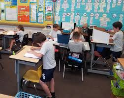 Kids Learn Better While Standing Sit Stand Focus Desk Transforms Classroom Louisville Ky Patch