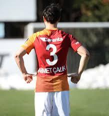 Ahmet Çalık resmen Galatasaray'da