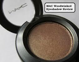 mac woodwinked eye shadow review