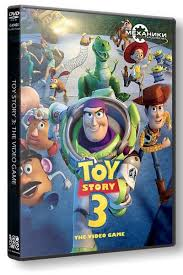 toy story 3 the video game История