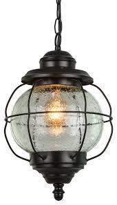 globe pendant light exterior hanging