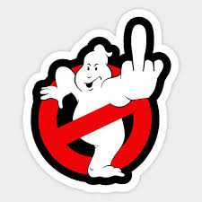 1pcs Car Styling Ghostbusters Decal Funny Cartoon Sticker Waterproof Auto Motor Decor Graphics Car Sticker Pvc Vinyl Decal Stickers Aliexpress
