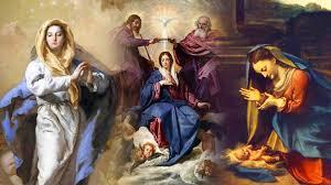 12 bellos cuadros de la Virgen María que son auténticas obras de ...