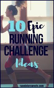 10 epic 30 day running challenge ideas