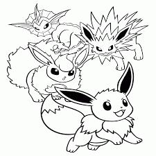Pokemon Kleurplaat Een Prachtige Kleurplaat Van Jouw Favoriete