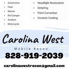 Carolina West - Mobile Reconditioning