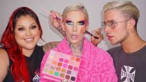 my real friends do my makeup you