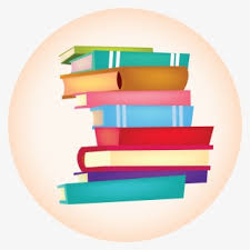 Book Pile Clipart - Clipart Pile Of Books Png, Transparent Png - kindpng