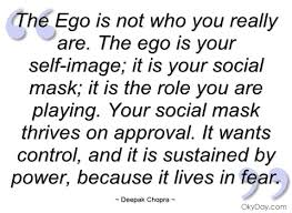 how to control one s ego