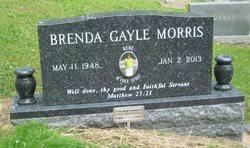 Brenda Gayle Morris (1948-2013) - Find A Grave Memorial