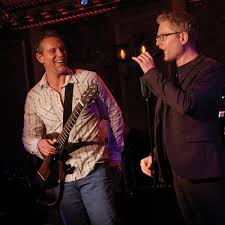 """Cherry and Spoon: """"Adam Pascal and Anthony Rapp: Acoustically Speaking"""" at  the Ordway"""