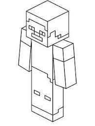 Minecraft Kleurplaat Dieren