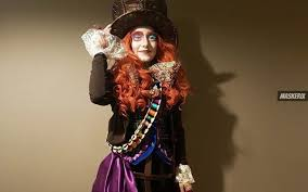 diy the mad hatter costume easy step
