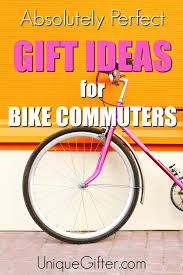20 gift ideas for bike muters