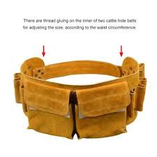 electrician tool pouch tool belt