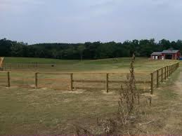 Horse Fence Equestrain Fence