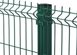 Weather Resistant Rectangle Steel Fencing Posts Galvanised Fence Posts Highly Durable